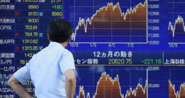 الاسهم اليابانية تتراجع اليوم لأول مرة منذ 9 جلسات