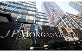 جي بي مورجان يتكبد خسائر خلال الربع الرابع بسبب خطة الضرائب الأمريكية