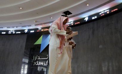 المؤشر السعودي ينهي جلسة الاربعاء مرتفعا عند مستوى 7,073.69 نقطة