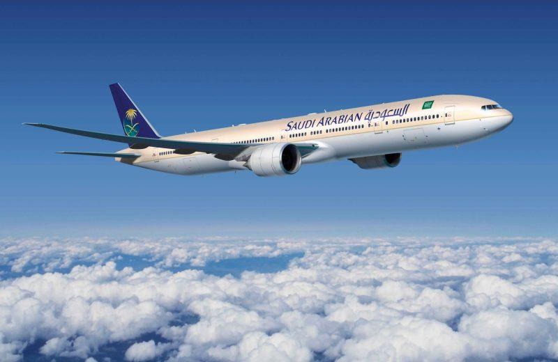 الخطوط السعودية تسجل ارتفاع نقل المسافرين الى اكثر من 30 مليون في 2016
