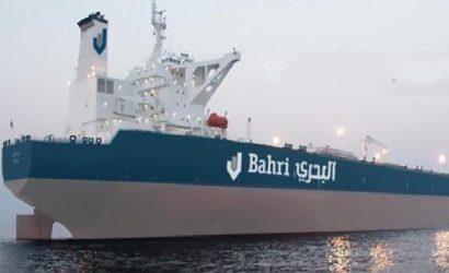 """شركة """"البحري"""" السعودية تتسلم ناقلة عملاقة للنفط من كوريا الجنوبية"""