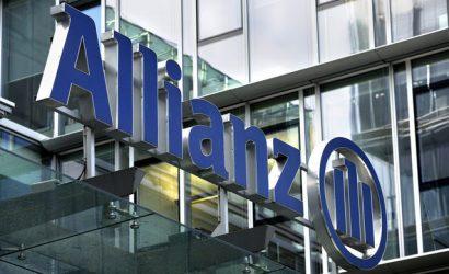 سهم أليانز يدفع الاسهم الاوروبية لتحقيق ثاني مكاسب أسبوعية