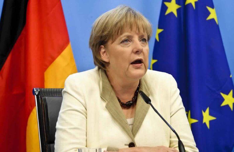 ميركل تتطلع أن يتوصل الاتحاد الأوروبي ودول الخليج الى اتفاق بشأن تجارة حرة