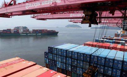 العجز التجاري الأمريكي ينخفض بنسبة 7.6٪ في شهر أكتوبر بسبب تراجع الواردات الصينية