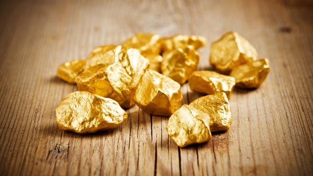 الذهب يحقق 50 دولار ارتفاع منذ  تاريخ رفع الفائدة الأخير