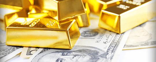 الذهب يرتفع وسط هبوط الدولار وترقب شهادة رئيس الفيدرالي