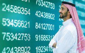 السوق السعودي يمحو خسائره السابقة وسهم صادرات يتصدر الإرتفاعات