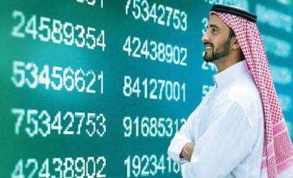 المؤشر العام السعودي يواصل صعوده للجلسة الثانية على التوالي بسيولة 4.5 مليار ريال