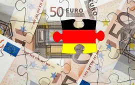ثقة الإقتصاد الألماني تنخفض إلى 102.1 نقطة خلال أبريل
