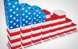 عجز الحساب الجاري الأمريكي يرتفع بنحو 26% في الربع الرابع