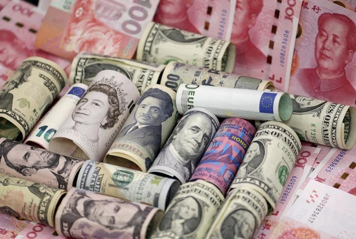 الين الياباني يواصل ارتفاعه مقابل الدولار الامريكي وسط الاقبال على عملات الملاذ الآمن