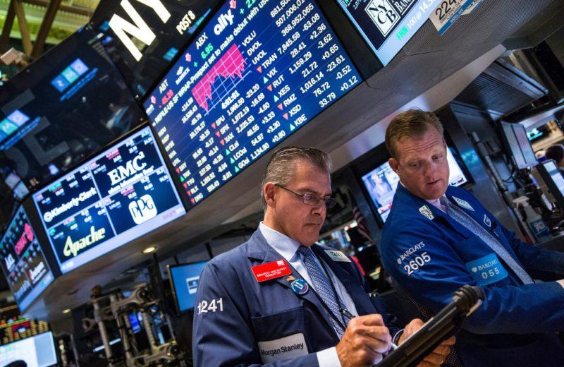 الأسهم الأمريكية تفتتح منخفضة مع هبوط أسهم التكنولوجيا وتراجع أسعار النفط