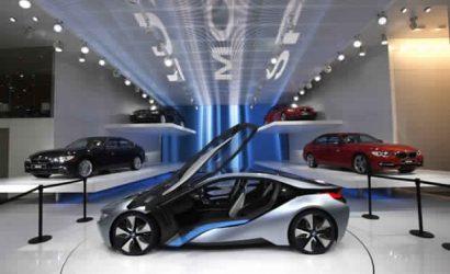 شركة السيارات الألمالنية بي ام دبليو تسجل ارباحا هامة في الربع الأول