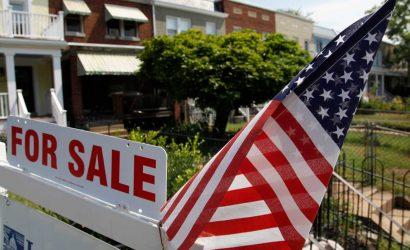 مبيعات المنازل الأمريكية القائمة تنخفض خلال شهر يونيو بسبب إرتفاع الأسعار