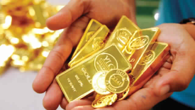 الأصول عالية المخاطر تضغط على أسعار الذهب