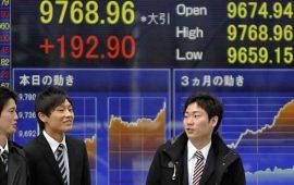 مؤشر نيكي يغلق عند أعلى مستوى في شهر مع هبوط الين الياباني