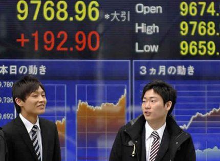 الأسواق الآسيوية متباينة بعد ارتفاع النمو الاقتصادي الياباني