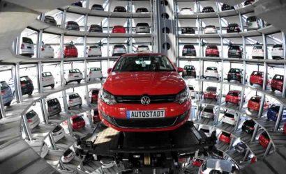مبيعات السيارات الأوروبية ترتفع لأعلى مستوى في 10 سنوات خلال 2017