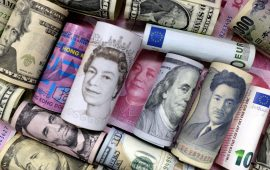 الاسترليني يتعافى من خسائره ويرتفع فوق 1.3150 دولار  مع استقرار نمو الإقتصاد البريطاني