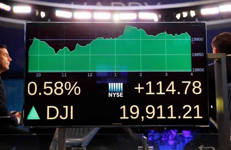 الأسهم الأمريكية ترتفع بدعم شركات التكنولوجيا