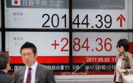 الأسهم اليابانية تغلق مرتفعة وسط خسائر الين وصعود البورصة الأمريكية