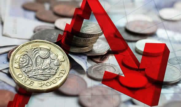 الاسترليني يسجل ادنى مستوى له في 7 اشهر مقابل اليورو بعد صدمة الانتخابات البرلمانية