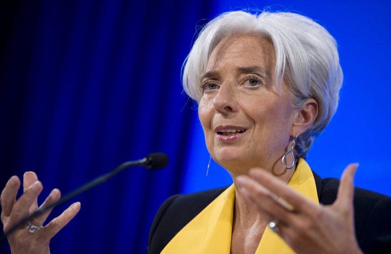 لاغارد تحذر البنوك المركزية من أثار تطبيع السياسة النقدية على الإقتصاد