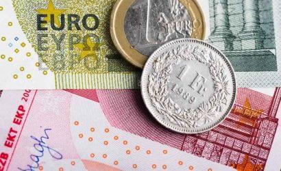 البنك الوطني السويسري يعلن عن زيادة قوية في احتياطي النقد الأجنبي