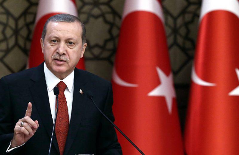 أردوغان يدعو إلى خفض معدلات الفائدة التركية