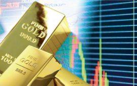 الذهب يتراجع لأقل مستوى في أسبوع مقابل صعود الأسهم الأمريكية