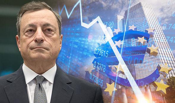 المركزي الأوروبي يخفض سعر الفائدة على الودائع ويطلق برنامجا جديدا لشراء السندات