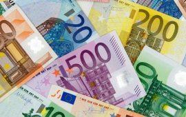 اليورو ينخفض وسط توقعات بأن يبقي المركزي الأوروبي على السياسة النقدية دون تغيير