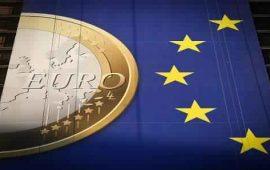 اليورو/دولار يقترب من ملامسة مستوى 1.2200 بعد جملة من البيانات الضعيفة