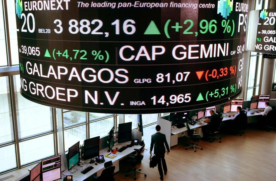الأسهم الأوروبية ترتفع مع عودة الهدوء إلى الأسواق