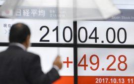 الأسهم اليابانية تغلق مرتفعة عند أعلى مستوياتها منذ فبراير