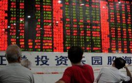 البورصات العالمية تشهد موجة بيعية مع تباطؤ الإقتصاد الصيني والأوروبي