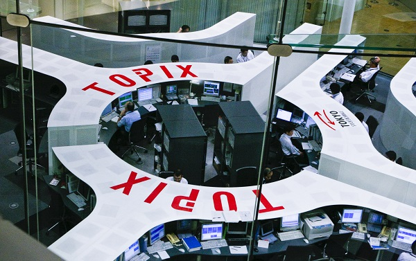 الأسواق الآسيوية متباينة بعد قرار بنك اليابان المركزي