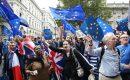 الأسهم الأوروبية ترتفع رغم أزمة البريكست واستقالة جوزيبي كونتي