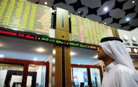 سوق دبي المالي يبدد خسائره الصباحية ويغلق مرتفعا