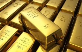 أسعار الذهب تحقق مكاسب بنحو 1% وسط العزوف عن المخاطرة