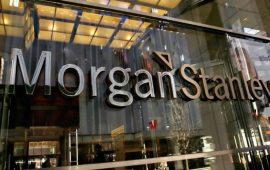 مؤشر داو جونز يرتفع إلى مستوى قياسي بعد بيانات اقتصادية قوية ونتائج مورغان ستانلي