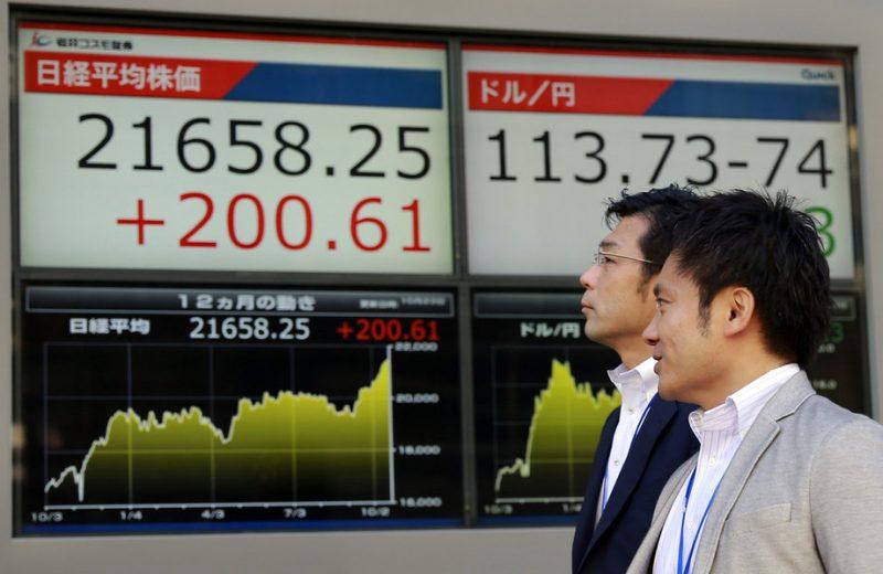 الأسواق الآسيوية متباينة والمستثمرون يترقبون تقارير الأرباح