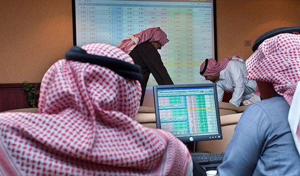 السوق السعودي يغلق مرتفعا عند 7231 نقطة وسهم موبايلي يتصدر الإرتفاعات