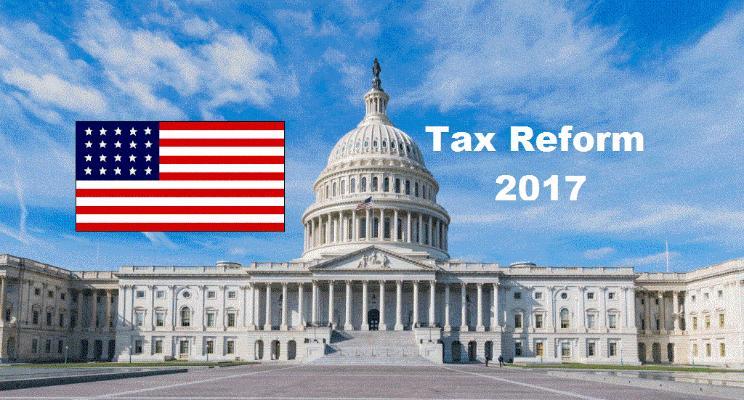 الجمهوريون الأمريكيون يتوقعون أن يوافق مجلس الشيوخ على تمرير قانون الإصلاح الضريبي