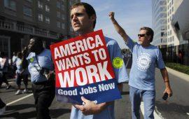 الشكاوي من البطالة الأمريكية ترتفع مرة أخرى في شهر فبراير