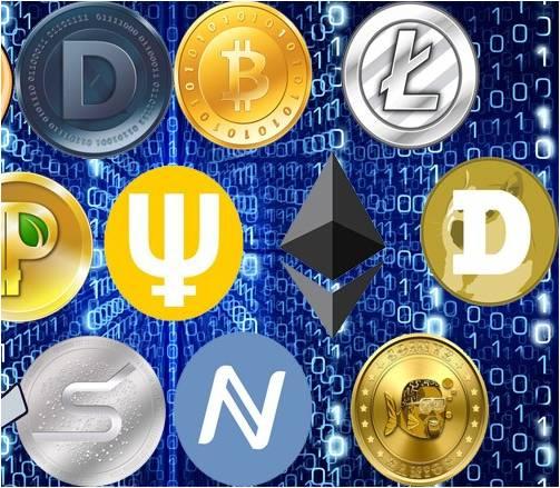 العملات الإلكترونية تسجل قيمة سوقية تجاوزت نصف ترليون دولار وسط المكاسب القياسية