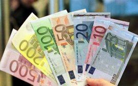 اليورو يواصل انتعاشه مقابل الدولار وسط ترقب بيانات النمو الإقتصادي في منطقة اليورو