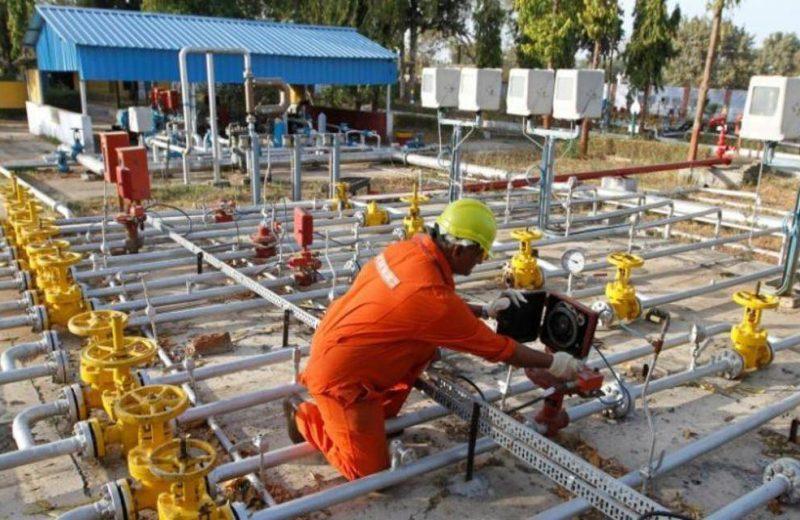 مخزونات الغاز الطبيعي تنخفض بنحو 78 مليار قدم مكعب
