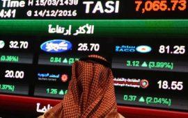 المؤشر السعودي يغلق عند أعلى مستوياته في أكثر من 3 أشهر وسهم اللجين يتصدر الارتفاعات