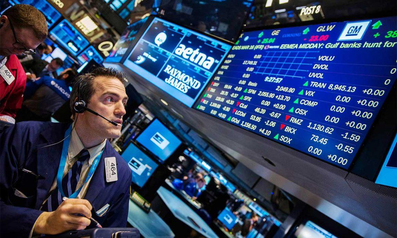 بورصة وول ستريت تفتتح مرتفعة مع تقلص المخاوف بشأن السندات الأمريكية